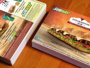 Subway SteakHouse