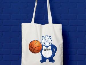 Mascotte ASUL Basket : Asulix