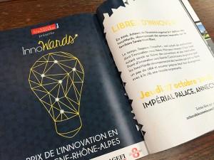 Acteurs de l'économie – Trophée Innowards